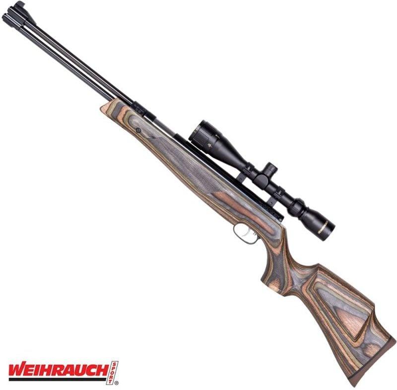 Carabina Weihrauch HW77K Special Edition