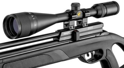 airgun gamo coyote black whisper