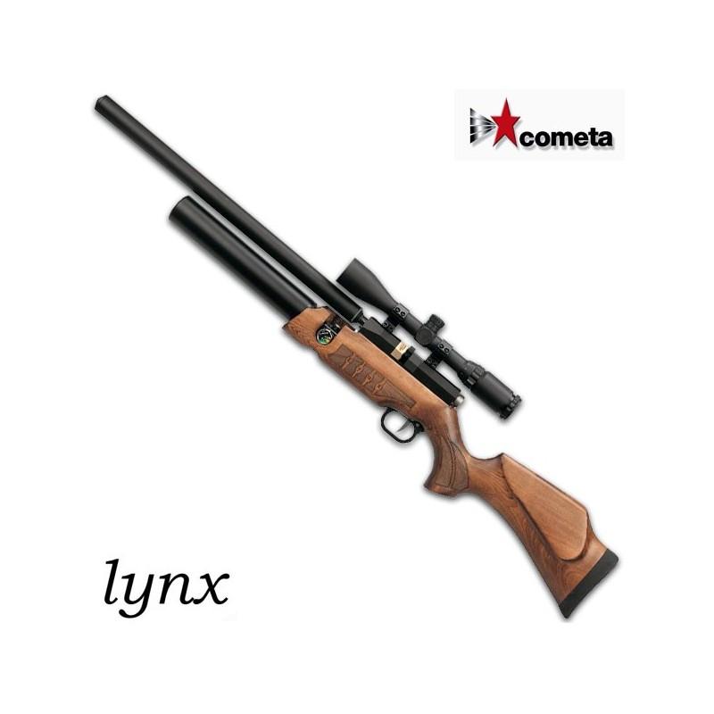 Carabina de alta potência: Carabina PCP Cometa Lynx V10 MKII