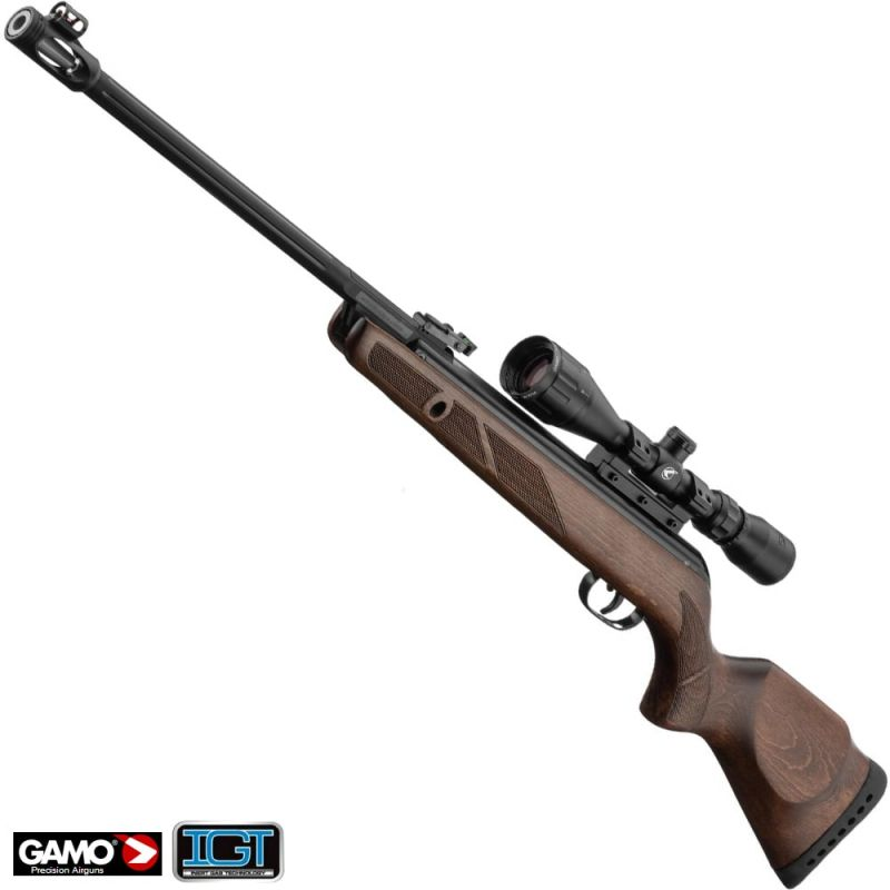 Carabina de alta potência: Carabina GAMO Hunter 440-AS IGT