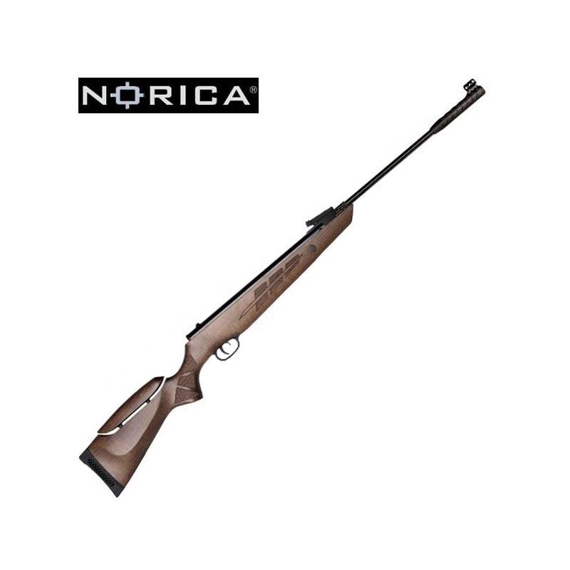 Carabina de alta potência: Carabina Norica Marvic 2.0 Luxe