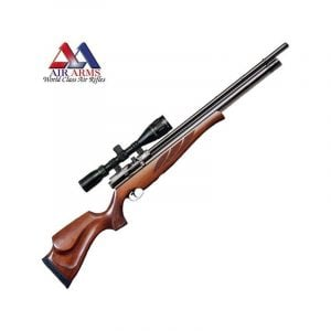 Carabina Air Arms S500 Xs Xtra Rifle Superlite Ambi- loja de armas