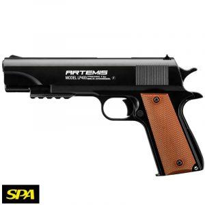 Pistola Spa Artemis Lp400- loja de armas