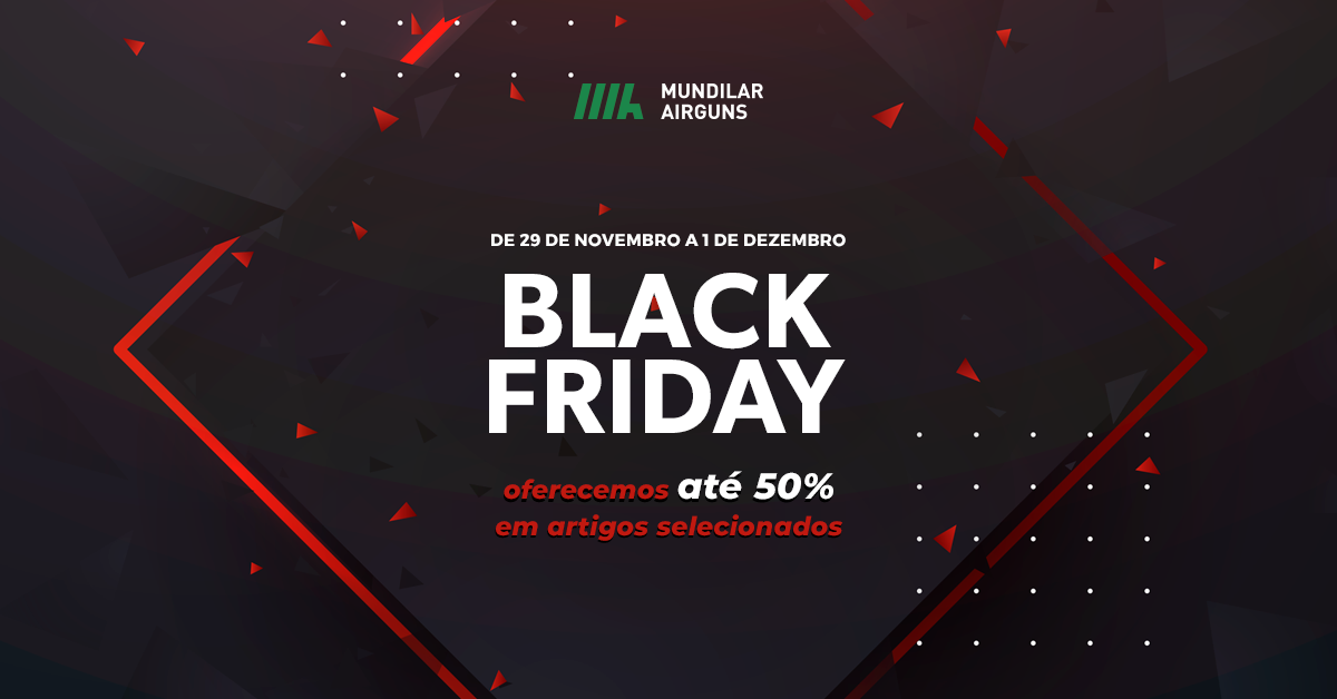 black friday mundilar airguns