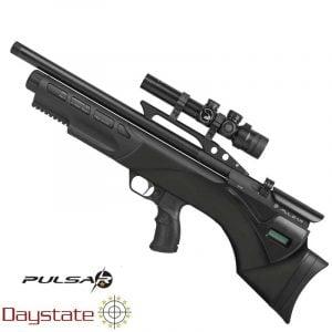 A Daystate é uma arma que produz carabinas PCP de excelência