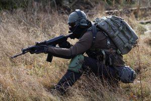 Automático ou semi-automática, a carabina PCP tem um disparo contínuo.