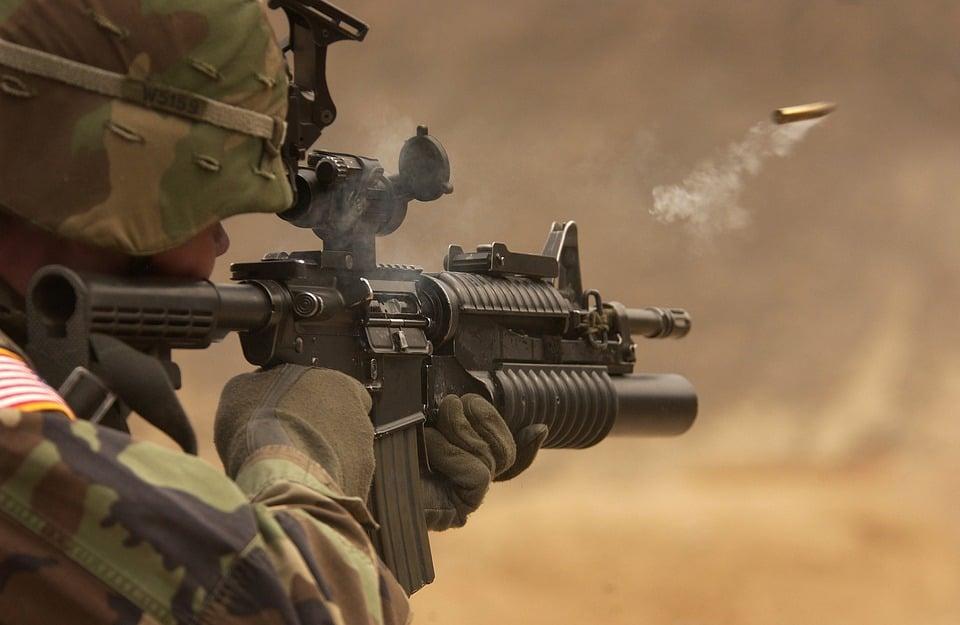 Carabina PCP:  uma arma muito desejada